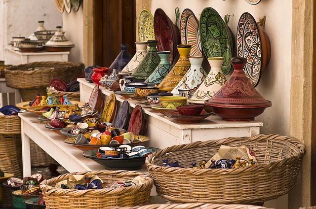maroko keramika soping